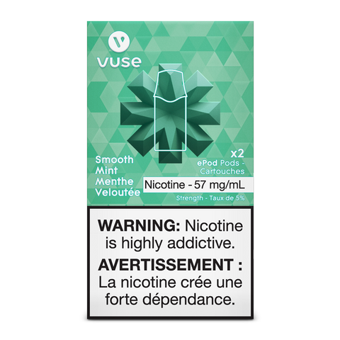 Vuse ePod Replacement Pods - Smooth Mint