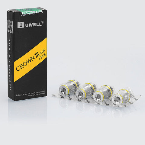 Uwell Crown 3 0.40ohm Coils Pack