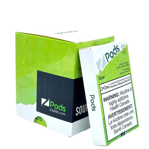 ZiiP - Sour Mouth STLTH Pods