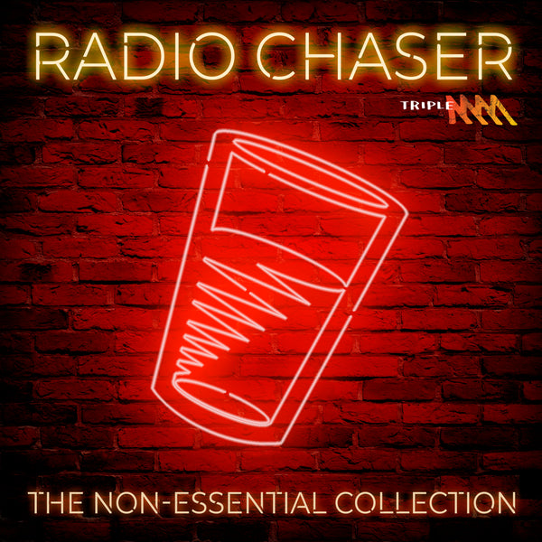 Radio Chaser: The Non-Essential Collection (2 x CDs) - signed