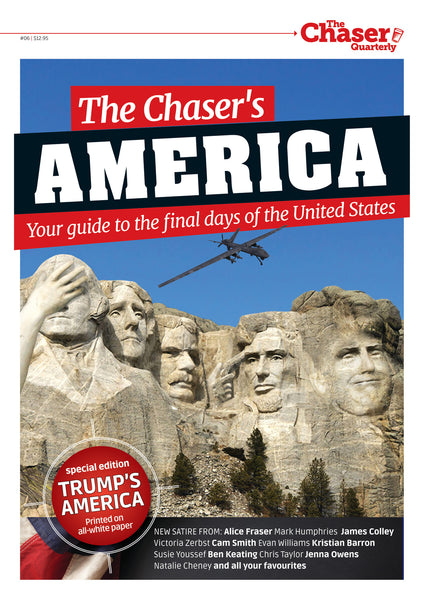The Chaser's America (CQ6)