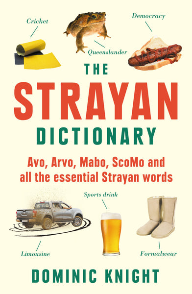 The Strayan Dictionary