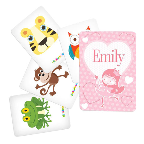 Fairy Memory Game Animal Pack 1