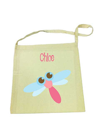Library Bag - Dragonfly