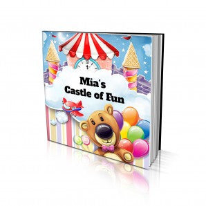 Soft Cover Story Book - Castle of Fun