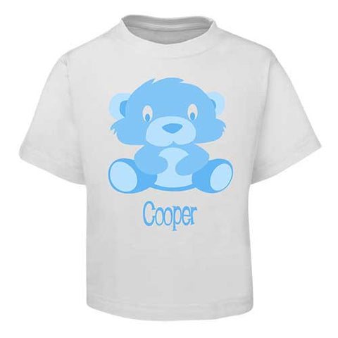 Blue Bear Kids T-Shirt