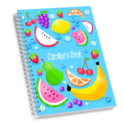 Fruit Sketch Book