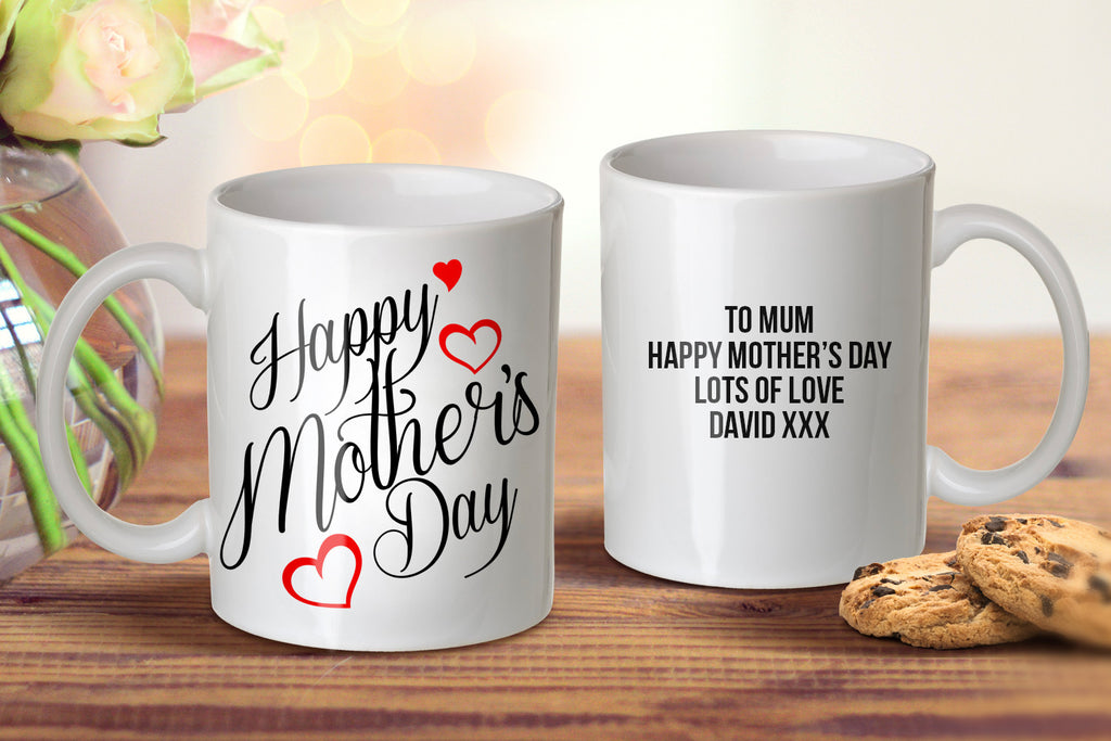 12 Mugs For Mother S Day: Happy Mother's Day Mug