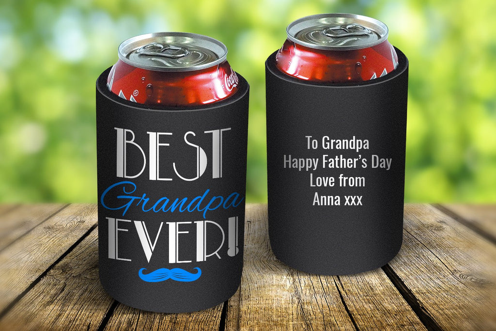 Best Grandpa Drink Cooler
