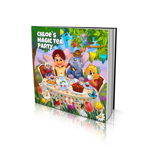 Soft Cover Story Book - Magic Tea Party