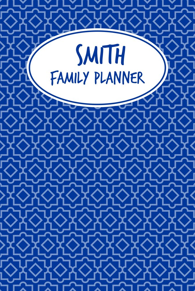 Moroccan A3 Family Planner