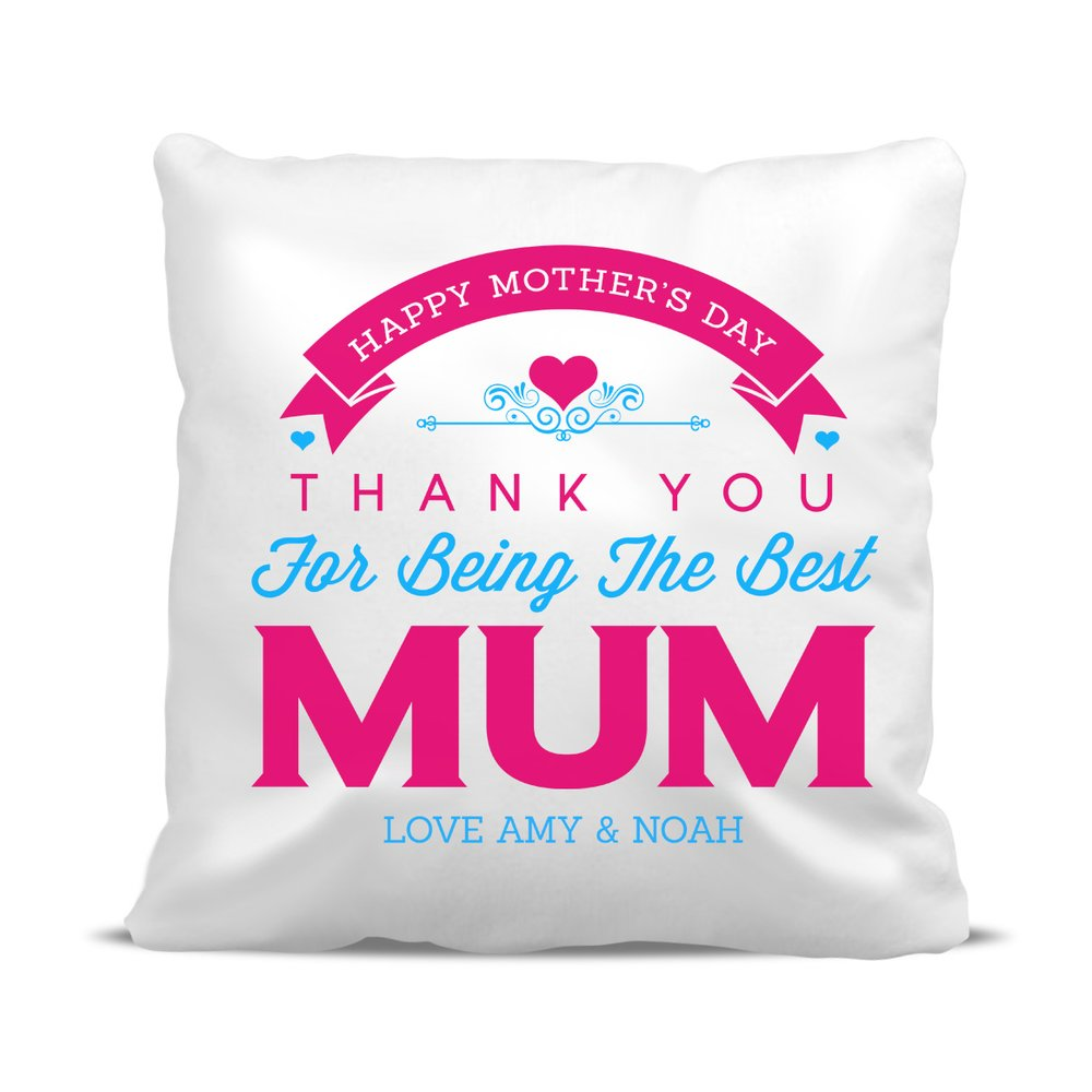 Thank You Mum Classic Cushion Cover