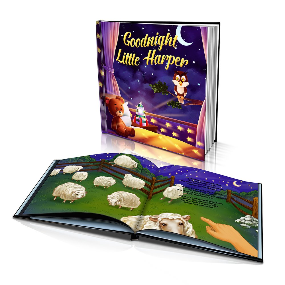 Hard Cover Story Book - Goodnight