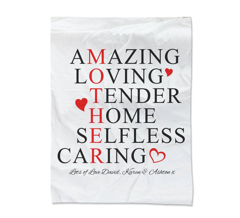 Amazing Mother Blanket - Medium