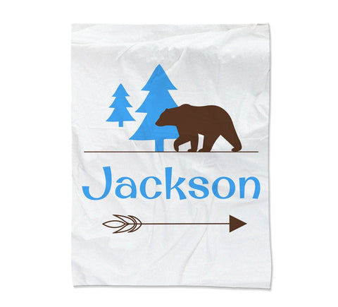 "Bear Blanket - Medium (45x60"") (Temporary Out of Stock)"