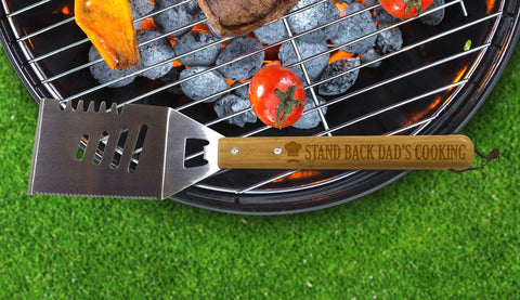 Stand Back BBQ Tool