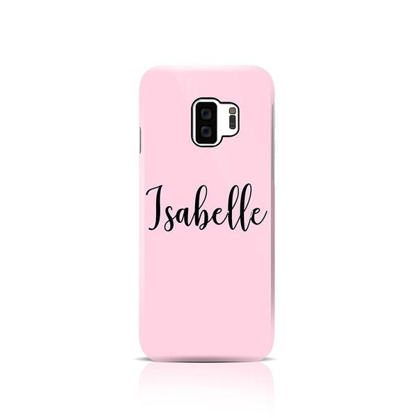 Name Phone Case - Samsung Galaxy