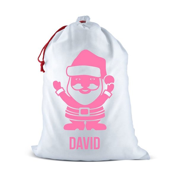 Santa Santa Sack (Temporary Out of Stock)