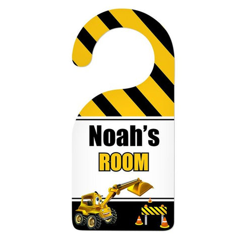 Little Digger Door Hanger