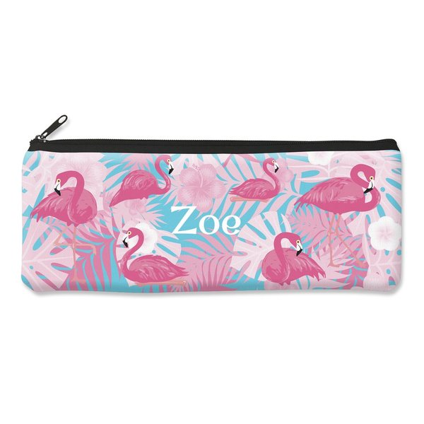 Flamingos Pencil Case - Large