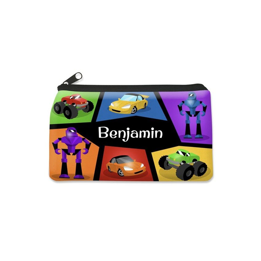 Machine Pencil Case - Regular