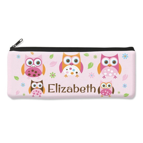 Owl Pencil Case - Large
