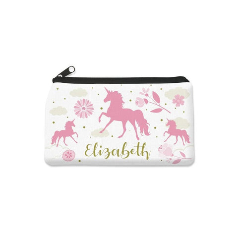Pink Unicorn Pencil Case - Regular