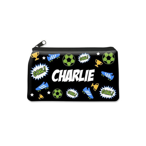 Soccer Pencil Case - Regular