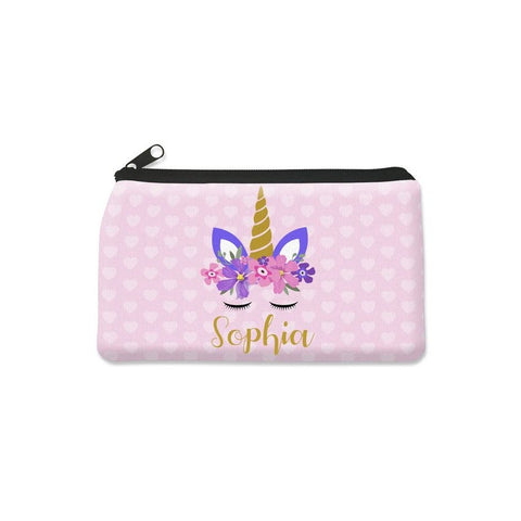 Unicorn Pencil Case - Regular