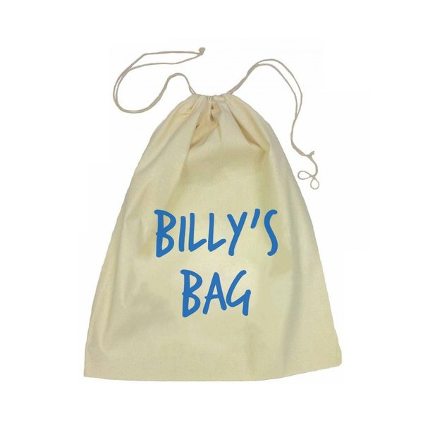 Drawstring Bag - Name