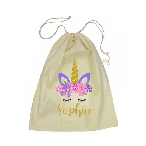 Drawstring Bag - Unicorn
