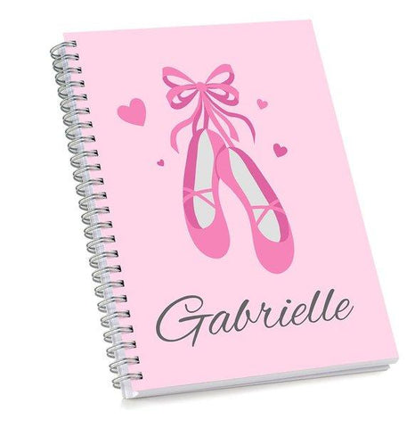Ballet Shoes Sketch Book
