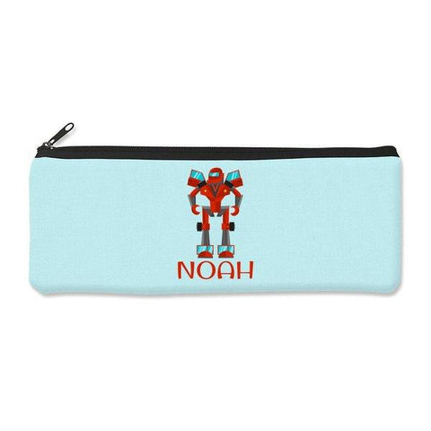 Robot Pencil Case - Large