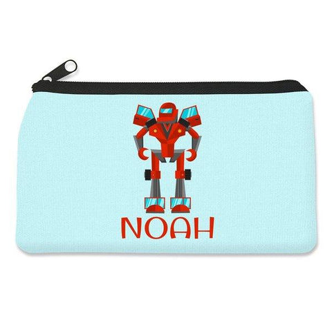 Robot Pencil Case - Small