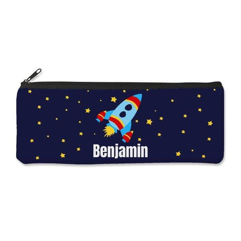 Rocket Pencil Case - Large