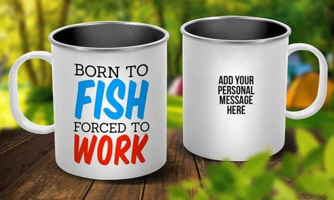 Born To Outdoor Mug