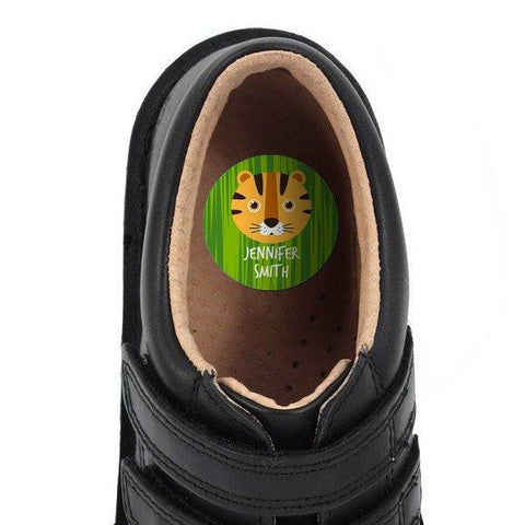Tiger Shoe Dots 18pk