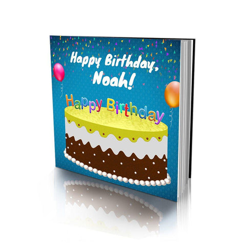 Happy Birthday to You Large Soft Cover Story Book
