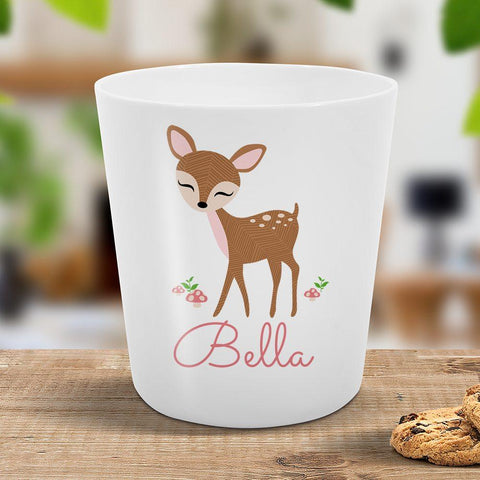 Cute Deer Kids Cup
