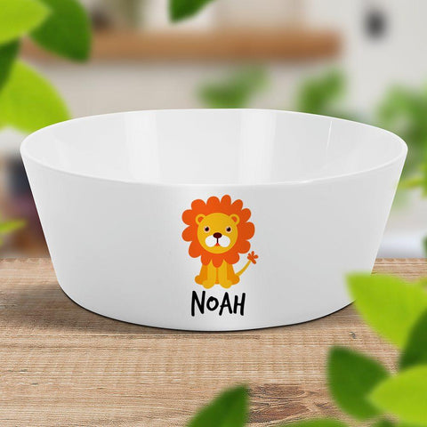 Lion Kids Bowl (Temporarily Out of Stock)