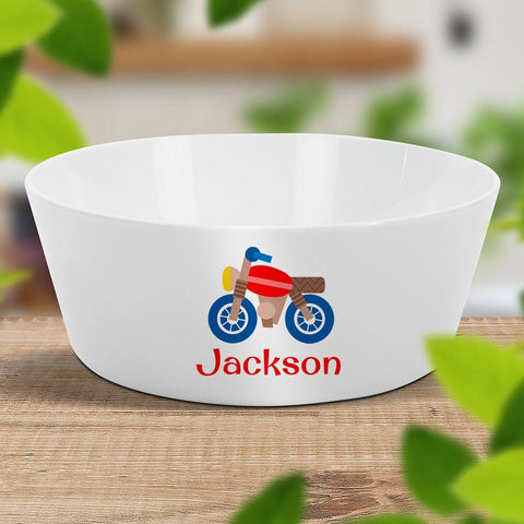 Motorbike Kids Bowl (Temporarily Out of Stock)