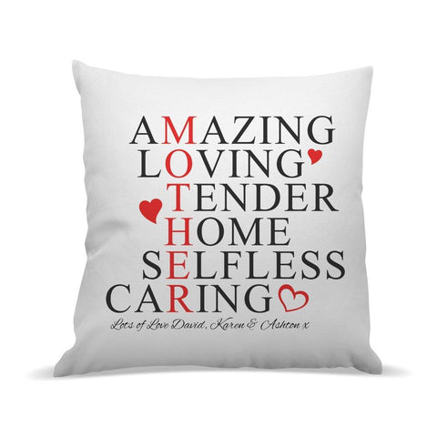Amazing Mother Premium Cushion Cover