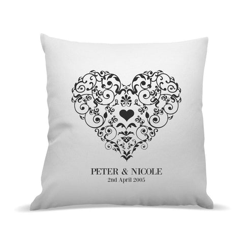 Heart Premium Cushion Cover