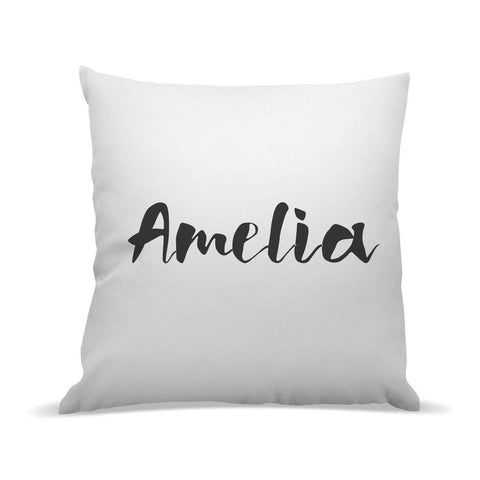 Name Premium Cushion Cover