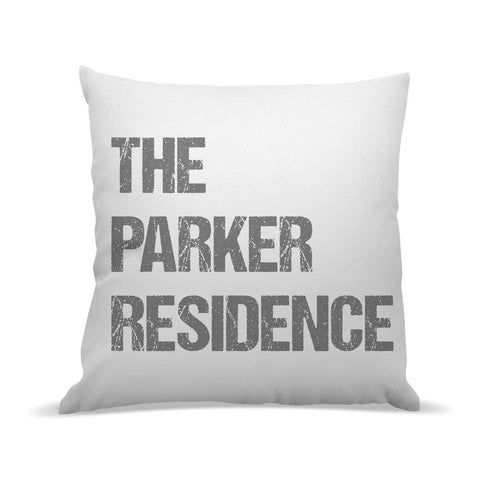 Residence Premium Cushion Cover