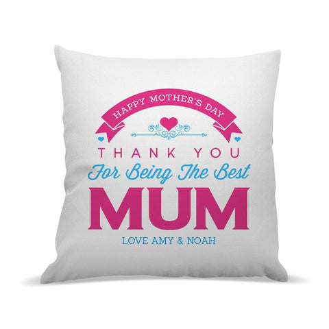 Thank You Premium Cushion Cover