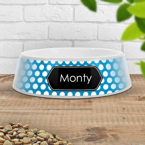 Spotty Pet Bowl - Large (Temporarily Out of Stock)