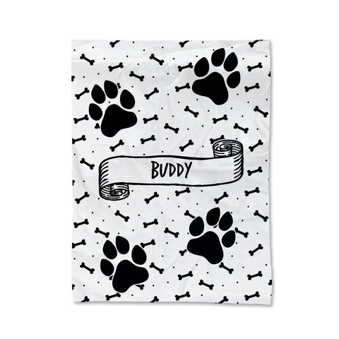 Dotty Pet Blanket - Medium