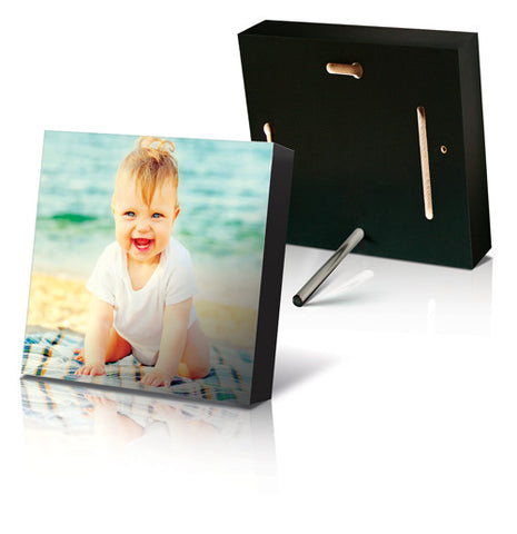 "10 x 10"" Photo Block - Square"