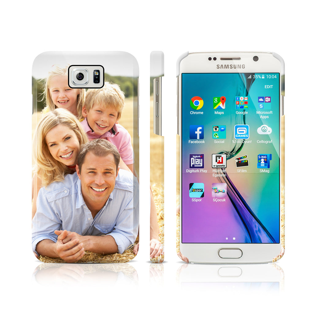 Samsung Galaxy S6 - 3D Wrap Phone Cover
